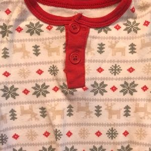 One Pieces - Infant Christmas onesies 3-6 mos